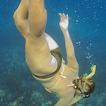 Downward Snorkeling Gtrl