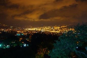 Toen we weer nuchter waren konden we eindelijk naar Medellin.