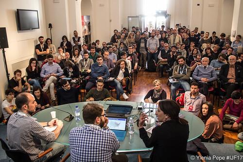L'America di Trump: cosa avevamo sbagliato - Trump's America: what did we get wrong? #ijf17