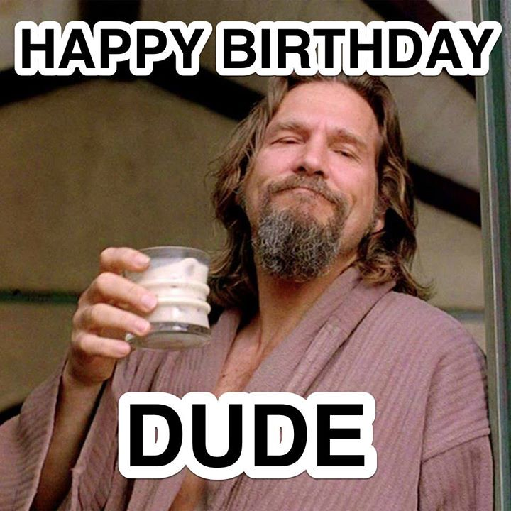 Happy Birthday Dude It S Jeff Bridges Birthday Here S A Flickr