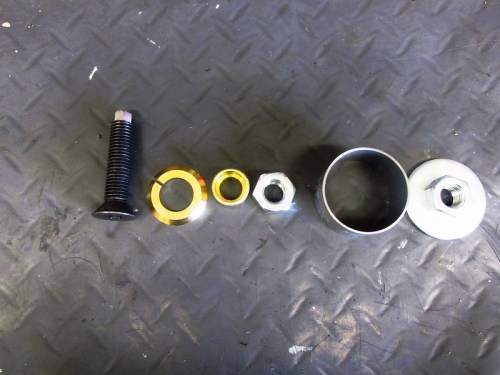 Outer Race Puller Plate Parts