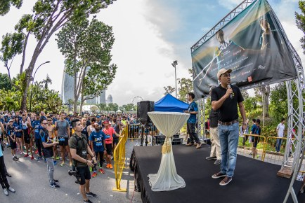 National Geographic Earth Day Run 2017