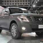 Nissan Patrol Platinum New Shape Face Facelift Black Flickr