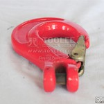 1226-Sling Hook Clevis Type with Safety Latch Italy Type G80