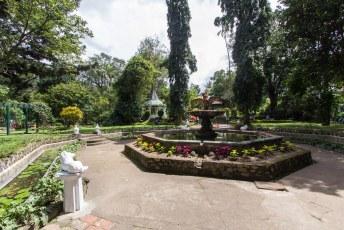 de koning had ook een park waar het tegenwoordig vol zit met verliefde stelletjes