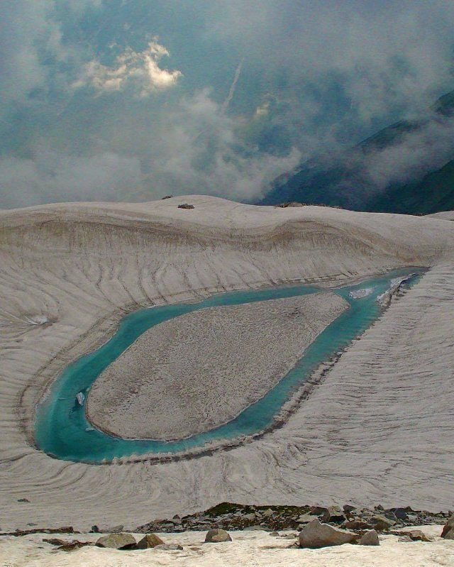 Aansu Jheel Pakistan Tear Lake Pakistan