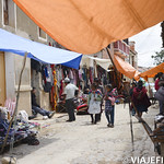 Viajefilos en el Mercado de Tarabuco, Bolivia 10