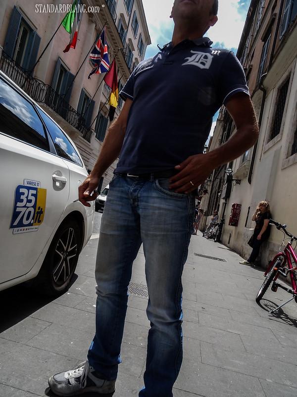 Taxi drivers Tyranny - Rome