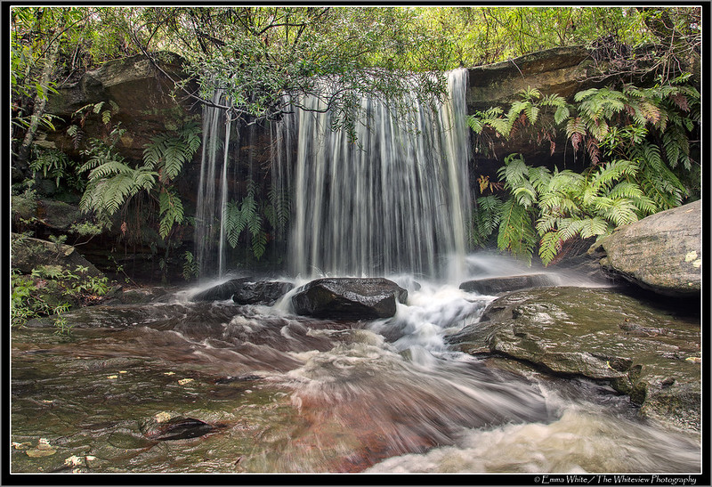 Lower Andamira Falls