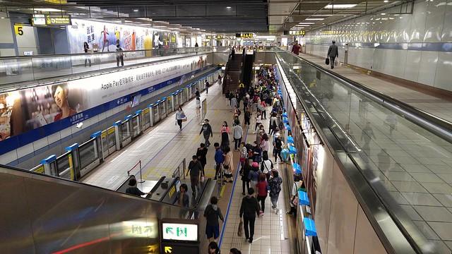 Zhongxiao Fuxing, Taipei