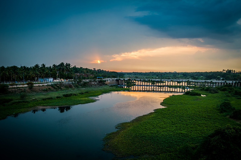 Can spend days at this place clicked at Srirangapatna!