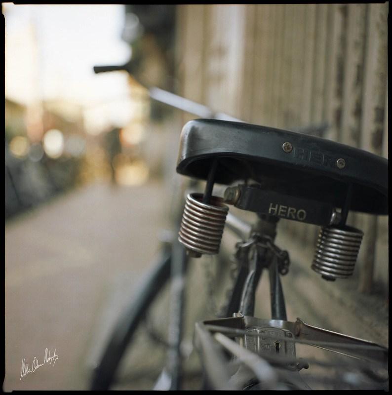 Kodak Portra 400 Street  Photography