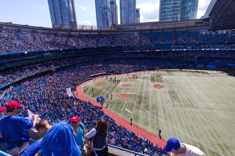 Houston Astros  Toronto Blue Jays - July 28 2013