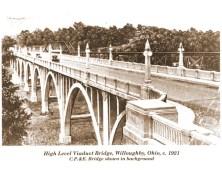1921 Viaduct and CP&E Bridge