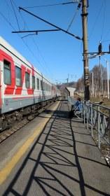 Baikalsk-pass station