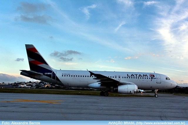Latam Airlines Argentina - LV-BRA