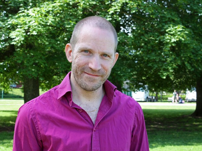 Anders Lundin har startat En röst mot rasism.