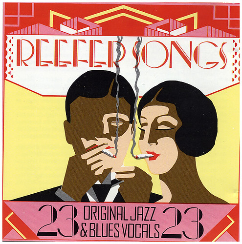 Reefer songs 23 Original Jazz & Blues Vocals