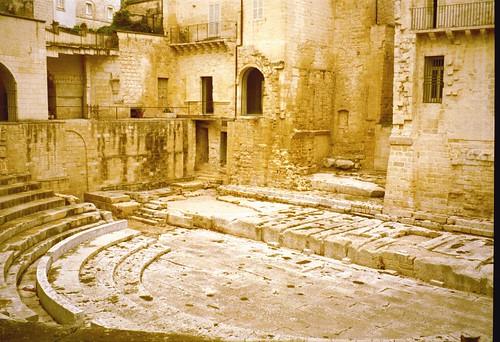 Greek Theatre Lecce