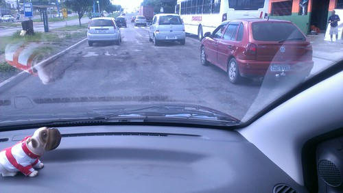 giant potholes