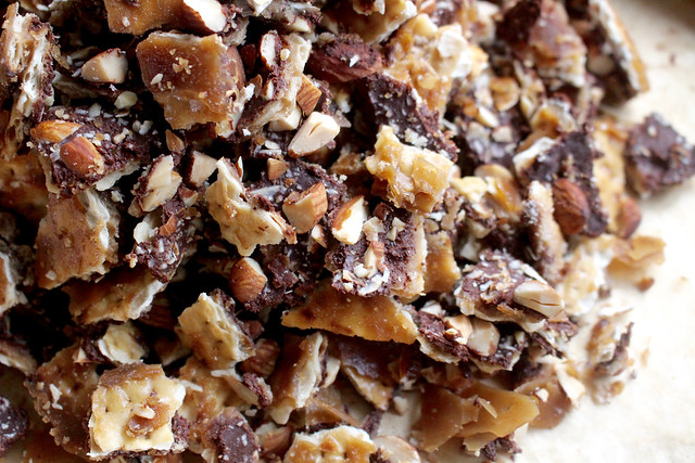 Matzah Buttercrunch Ice Cream - 27