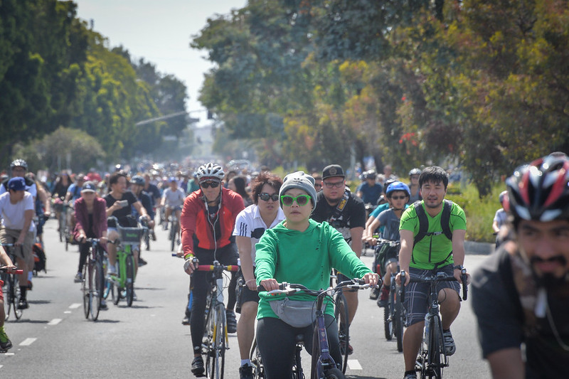 CicLAvia -- Culver City Meets Venice
