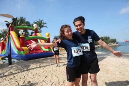 The 5K Foam Run 2014