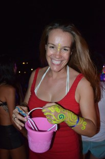 Full Moon party Koh Phangan (2014)