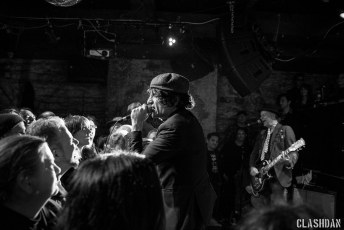 L.A.M.F. Band @ Bowery Electric in New York NY on November 16th 2016