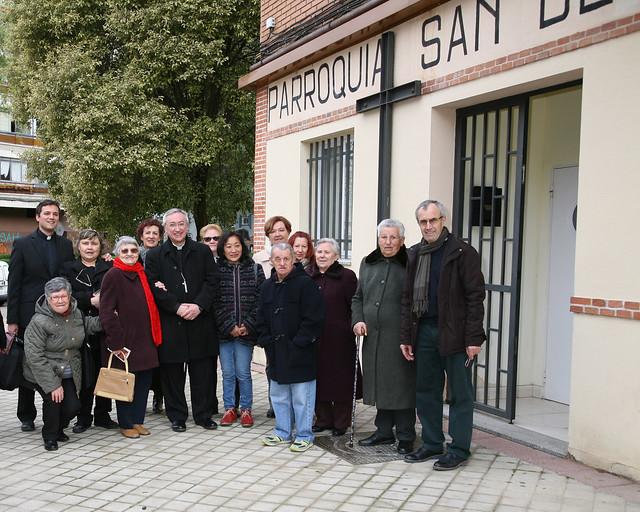 Visita Pastoral San Benito Menni