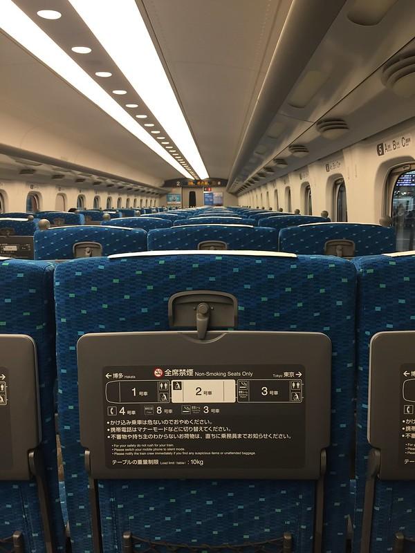 shinkansen n700a kodama