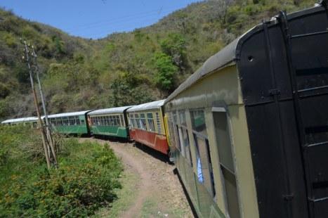 Kalka, Shimla and Mumbai
