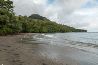 Vanuit Honiara maakten we nog een uitstapje naar Savo eiland.