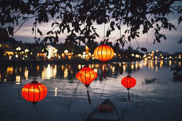 Hoi An at night
