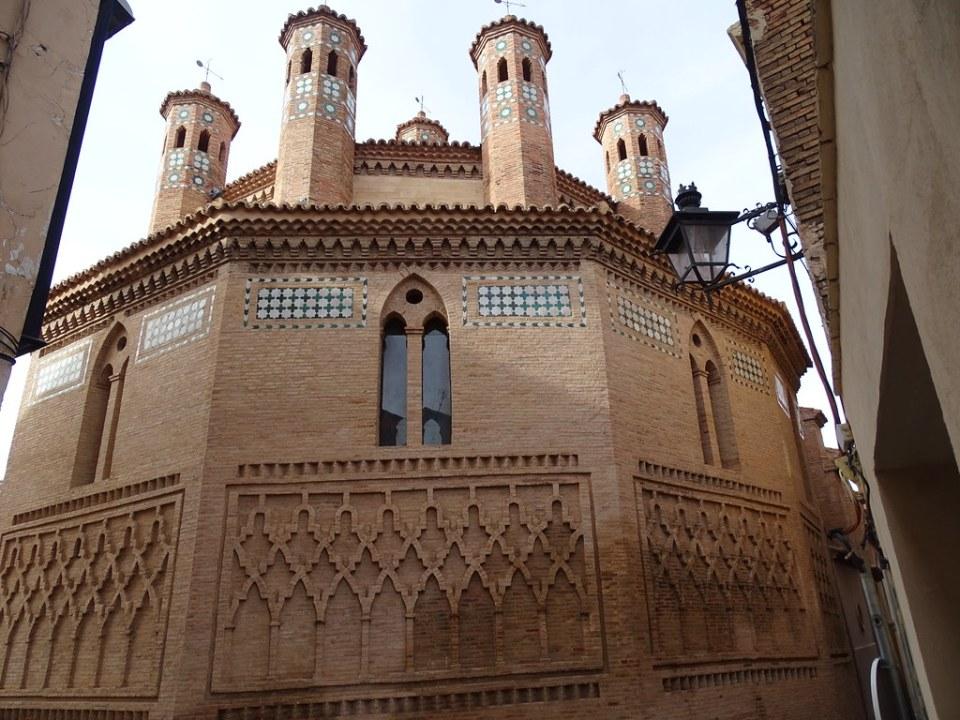 Teruel abside Iglesia San Pedro 03