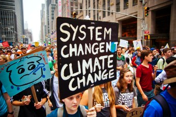 System Change, Not Climate Change