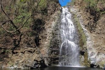 Maar wij gingen voor de watervallen.