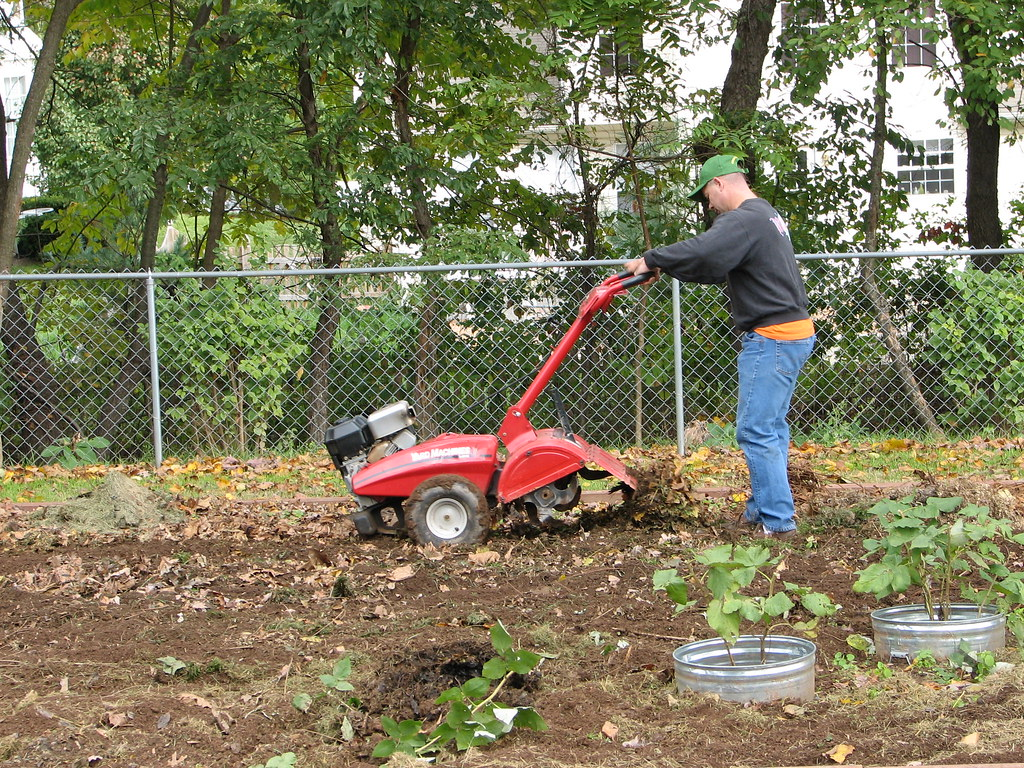 Best Rototiller for Large Garden