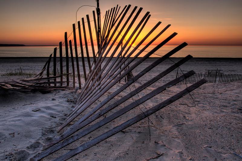 Wasaga Beach Sunset