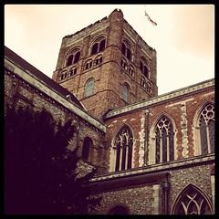St. Albans Cathedral, UK