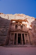 sunrise in Petra II