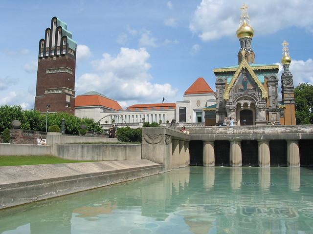 Mathildenhöhe, Darmstadt