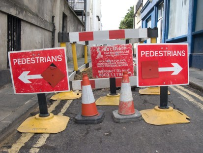 pedestrian confusion kit