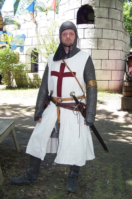 Gone Templar again