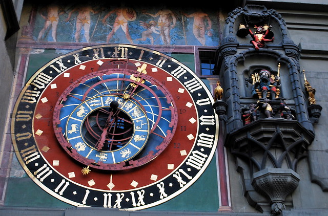 Zytglogge Clock Tower, Bern, Swiss