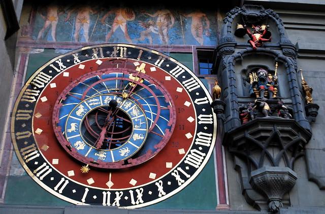 Zytglogge Clock Tower, Bern, Swiss