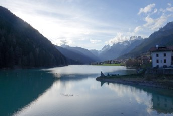 Cadore Lake | Italy | Cycling Europe
