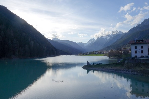 Cadore Lake | Italy | Cycling Europe
