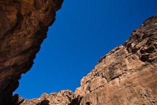 Sky of Petra