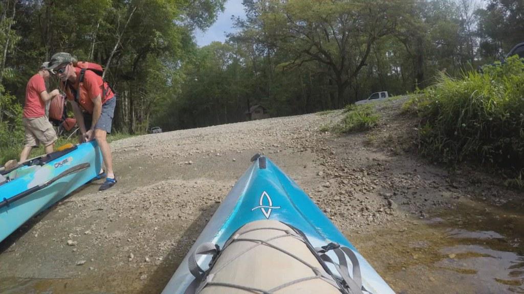 LCU Paddle to Pompion Hill Chapel Time Lapse